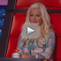 Dez Duron vs. Paulina - Just the Way You Are (The Voice Battle Round)