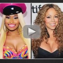 Barack Obama Speaks on Nicki vs. Mariah Feud
