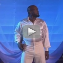 Emmitt Smith - Dancing With the Stars Week 4