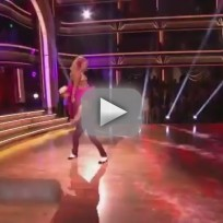 Shawn Johnson - Dancing With the Stars Week 4