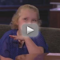 Honey Boo Boo on Jimmy Kimmel Live (Part 2)
