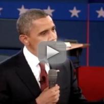 Presidential Debate 2012: Obama vs. Romney (#2)
