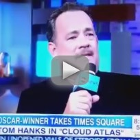 Tom Hanks F-Bomb (Good Morning America)