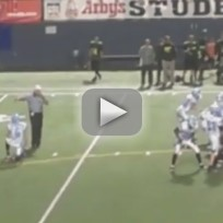 Austin Rehkow 67-Yard Field Goal