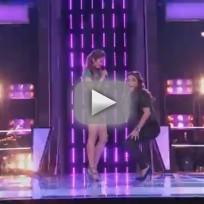 Devyn DeLoera vs. MarissaAnn - Free Your Mind (The Voice Battle Round)
