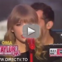 Taylor Swift Good Morning America Concert