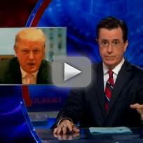 Stephen Colbert Makes Offer to Donald Trump