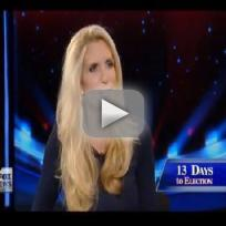 Ann Coulter Speaks on Donald Trump