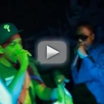 Will Smith Performs at Gabrielle Union Birthday Party