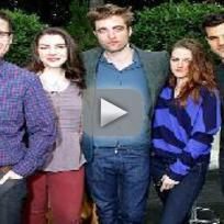 Robert pattinson kristen stewart and taylor lautner interview