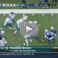 Terry Bradshaw on Reggie Bush: Chasing Chicken!