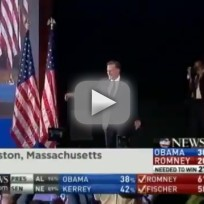Mitt romney concession speech