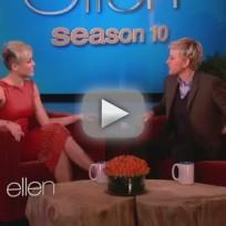 Miley Cyrus Ellen Interview