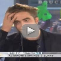 Robert Pattinson on The Today Show: About K. Stew...