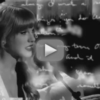 "Taylor Swift ""Storytellers"" Promo"