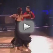 Melissa Rycroft - DWTS Week 7 (Trio)