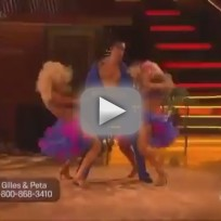 Gilles Marini - Dancing With the Stars Week 7 (Trio)