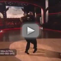 Gilles Marini - Dancing With the Stars Week 7