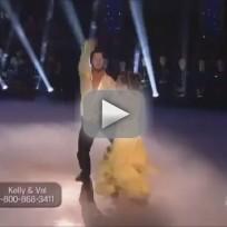 Kelly Monaco - Dancing With the Stars Week 7