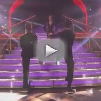 Kelly Monaco - Dancing With the Stars Week 7 (Trio)