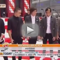 One Direction Today Show Interview