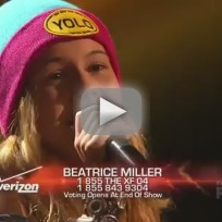 Beatrice miller time after time