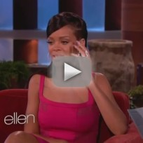 Rihanna on Ellen - Who'd You Rather?
