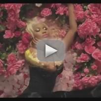 Nicki Minaj Fragrance Ad