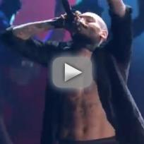 Swizz Beatz ft. Chris Brown & Ludacris - Everyday Birthday (Live 2012 American Music Awards)