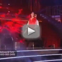Melissa rycroft dancing with the stars semifinals tango
