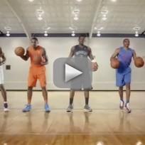 Big Color - NBA Christmas Ad