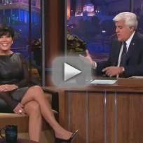 Kris Jenner on The Tonight Show