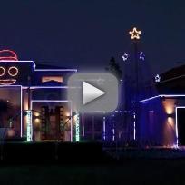 Gangnam Style Christmas House