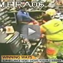 Powerball Surveillance Video
