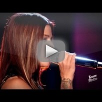 Cassadee Pope - I'm with You (The Voice)
