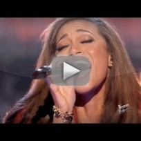 Amanda Brown - Here I Go Again (The Voice)