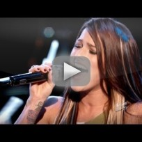 Cassadee Pope - Stand (The Voice)