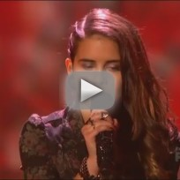 Carly rose sonenclar as long as you love me the x factor