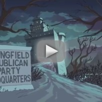 Fiscal cliff the simpsons
