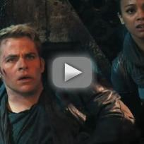 Star Trek Into Darkness Teaser Trailer