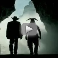 The Lone Ranger Movie Trailer