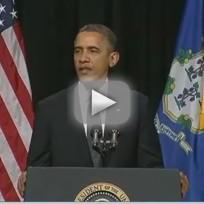 Obama Newtown Speech