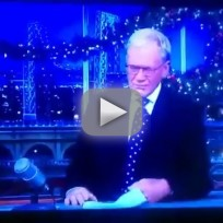 David Letterman Sandy Hook Statement