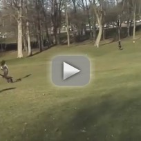 Golden Eagle Snatches Baby