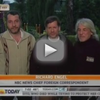 Richard Engel Speaks on Syrian Kidnapping