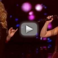 LeAnn Rimes and Carly Rose Sonenclar - How Do I Live