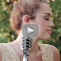 "Miley Cyrus - ""Jolene"""