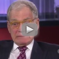 David Letterman Oprah Interview - Hates to Be Embarrassed