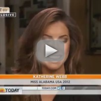 Katherine webb on the today show