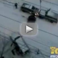 Snow Driving Fail